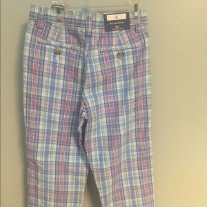 Boys vineyard vines pants NWT